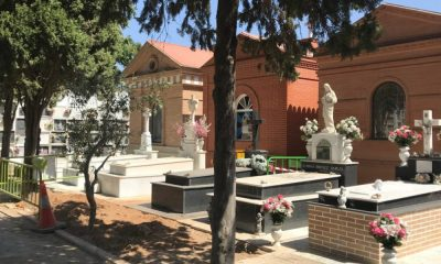 AionSur cementerio-utrera-400x240 Descubren una fosa común de fallecidos por pandemias en el cementerio de Utrera Sociedad Utrera