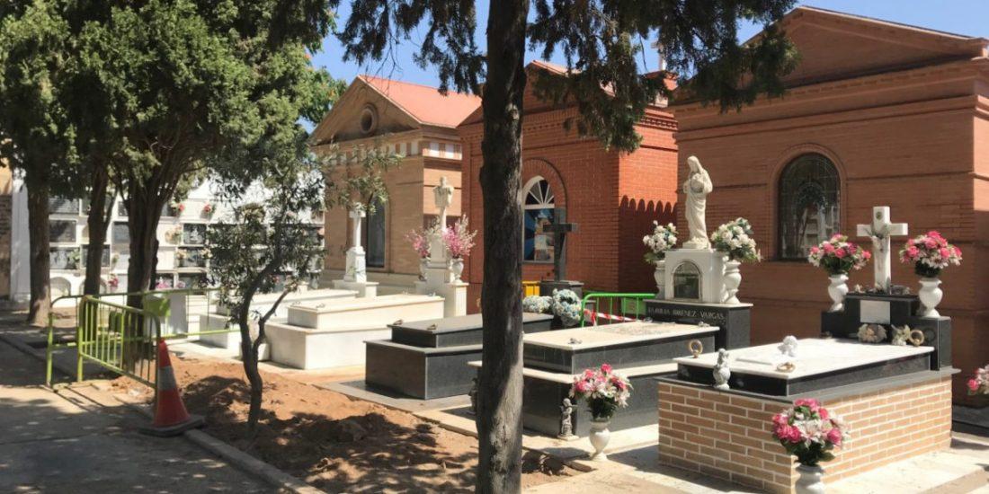 AionSur cementerio-utrera Descubren una fosa común de fallecidos por pandemias en el cementerio de Utrera Sociedad Utrera