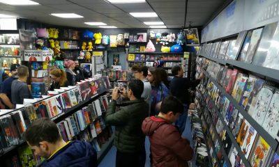 AionSur comic-nostromo-400x240 La sevillana Nostromo opta de nuevo a ser la mejor tienda de cómics del mundo Cultura Sevilla