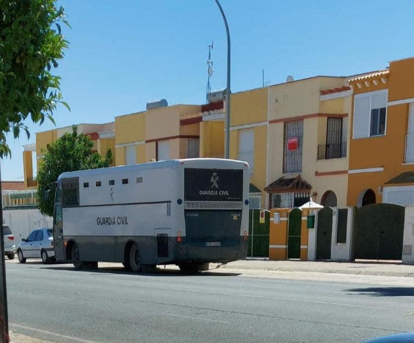 AionSur: Noticias de Sevilla, sus Comarcas y Andalucía fefb962f-f230-4ce8-95f3-510a9c46843f-min Desarticulado un grupo criminal que robaba en explotaciones agrícolas, viviendas y edificios públicos Gerena destacado