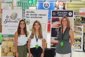 AionSur igp-aceitunas-1-300x200 Llegan a las tiendas las aceitunas Manzanilla y Gordal de Sevilla amparadas en su IGP Economía Sevilla