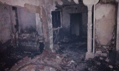 AionSur incendio-Sevilla-400x240 Un incendio arrasa una vivienda en la barriada sevillana de Torreblanca Sevilla Sucesos destacado