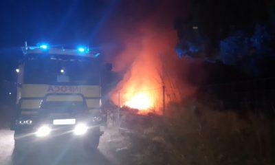 AionSur incendio-coripe-400x240 Sofocado un incendio en el punto limpio de Coripe Coripe Incendios Sucesos destacado