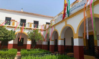 AionSur marchena-colegio-2-400x240 Una cinta por cada alumno del colegio Padre Marchena Educación Marchena