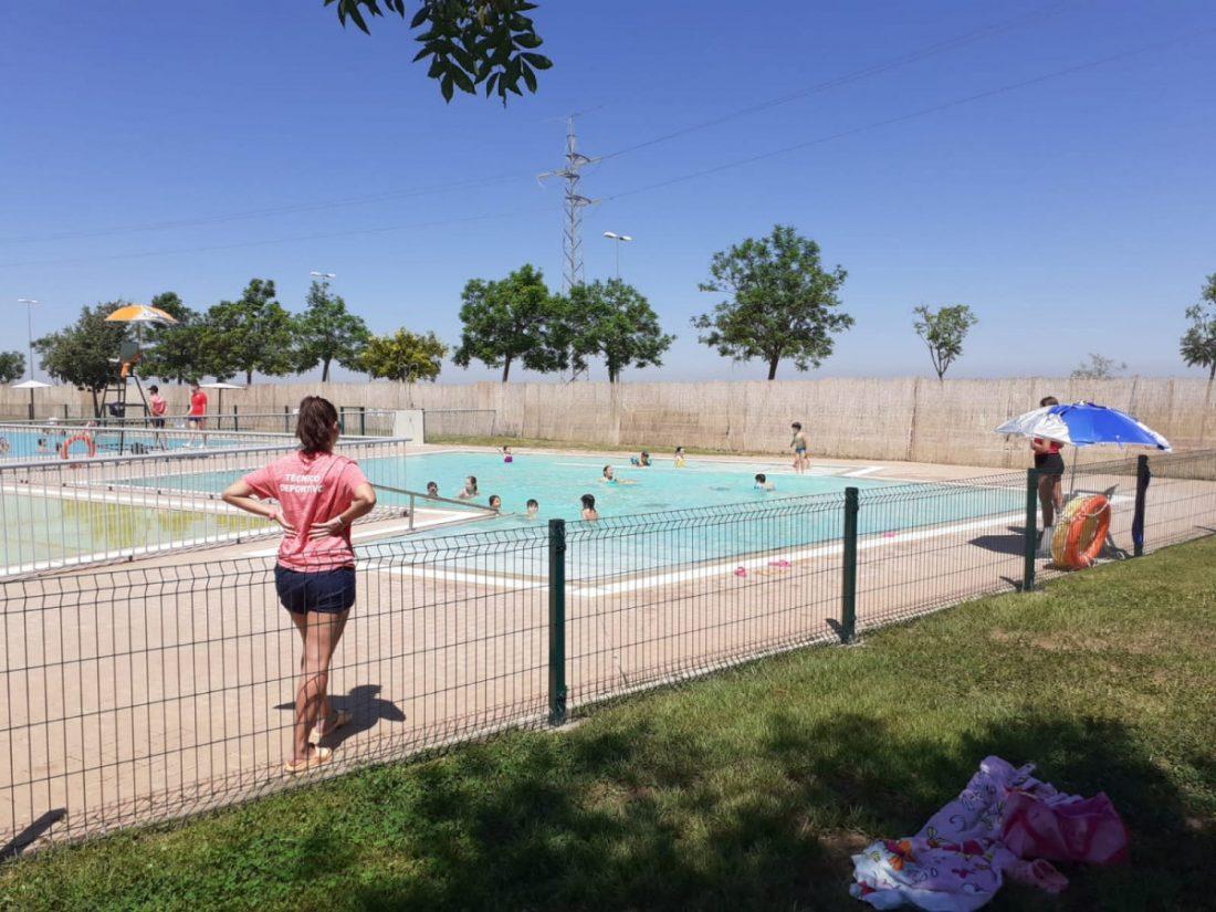 AionSur piscina-verano-CARMONA Carmona abre sus piscinas municipales con todas las garantías de seguridad Carmona Coronavirus