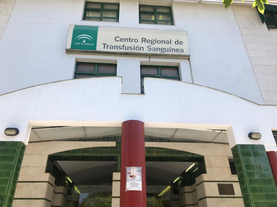 AionSur sangre-centro-1 Puntos de donación de sangre en la provincia de Sevilla esta semana Salud