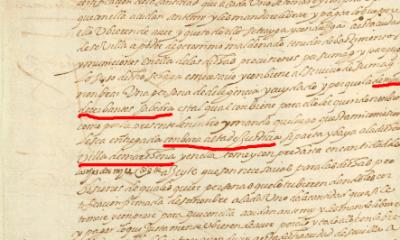 """AionSur Cervantes-Marchena-400x240 Cervantes y Marchena, una relación """"impuesta"""" a finales del XVI Marchena"""