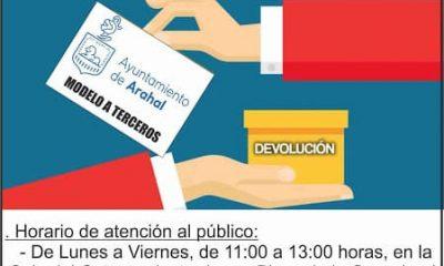 AionSur DEVOLUCIONES-CDLV-Y-EDM-COVID19-400x240 El Ayuntamiento de Arahal devuelve los recibos de marzo a los usuarios del Centro Deportivo La Venta Arahal