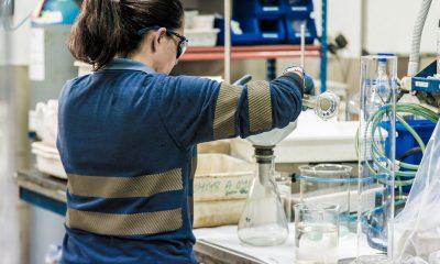 AionSur Laboratorio-CLC-min-400x240 Cobre Las Cruces investiga una nueva tecnología sostenible en su yacimiento Gerena