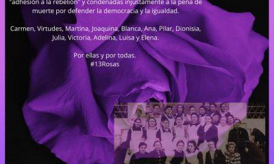 AionSur Marchena-400x240 Igualdad de Marchena recuerda a 'Las 13 Rosas' para que no caigan en el olvido Marchena Sociedad