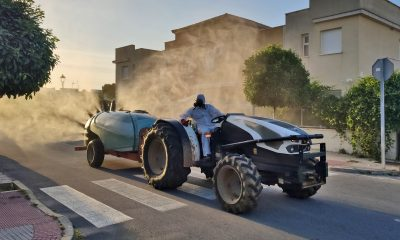 AionSur Tractor-Benacazon-400x240 Los tractores de Benacazón podrían volver a las calles Coronavirus Provincia