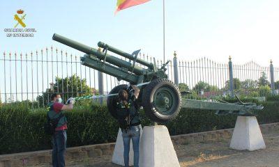 AionSur arma-guerra-400x240 Denunciado un vecino de Mairena del Alcor por tener un arma de guerra en su finca Mairena del Alcor Sucesos