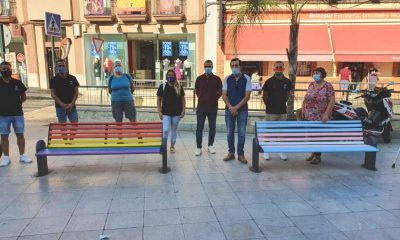 AionSur: Noticias de Sevilla, sus Comarcas y Andalucía bancos-400x240 Dos Hermanas estrena bancos arcoíris para dar otro paso de apoyo a la diversidad Dos Hermanas Sociedad