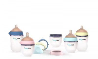 AionSur biberones-400x240 Crean un biberón que cuida y respeta la lactancia materna de forma individual Jaén Salud