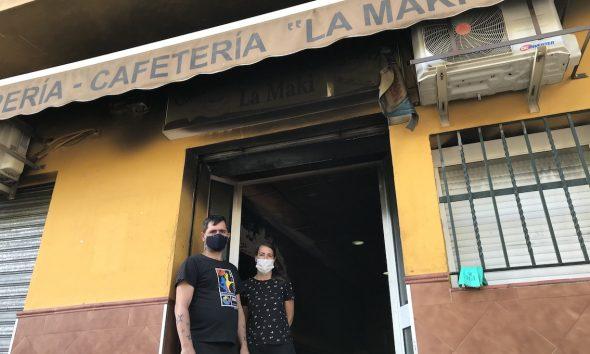 AionSur churreria-1-590x354 Torreblanca: la lucha solidaria por recuperar su churrería Sevilla Sociedad Sucesos destacado
