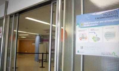 AionSur hospital-urgencias-400x240 El Virgen del Rocío se prepara para los rebrotes del coronavirus Coronavirus Sevilla Sin categoría destacado