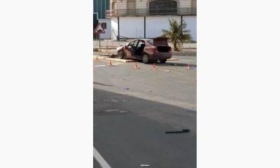 AionSur lapuebla-accidente-bebe-min-400x240 Se da a la fuga tras un accidente con un bebé herido grave en La Puebla La Puebla de Cazalla destacado