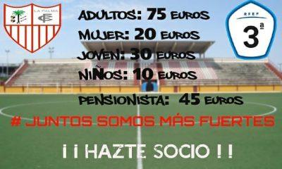 """AionSur palma-socios-400x240 Una campaña de un equipo de fútbol distingue entre """"adultos"""" y """"mujeres"""" y rebaja el carné 55 euros para ellas Deportes Huelva destacado"""