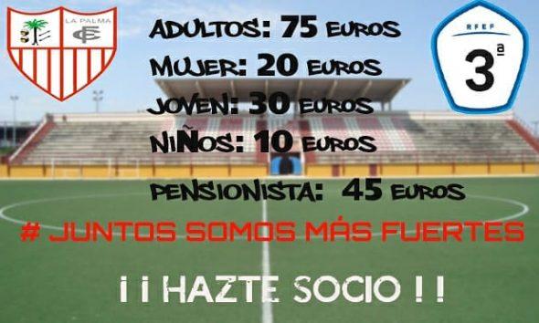 """AionSur palma-socios-590x354 Una campaña de un equipo de fútbol distingue entre """"adultos"""" y """"mujeres"""" y rebaja el carné 55 euros para ellas Deportes Huelva destacado"""