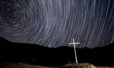 AionSur perseidas-400x240 La impresionante imagen de las perseidas sobre el cielo de Coripe Coripe Sociedad