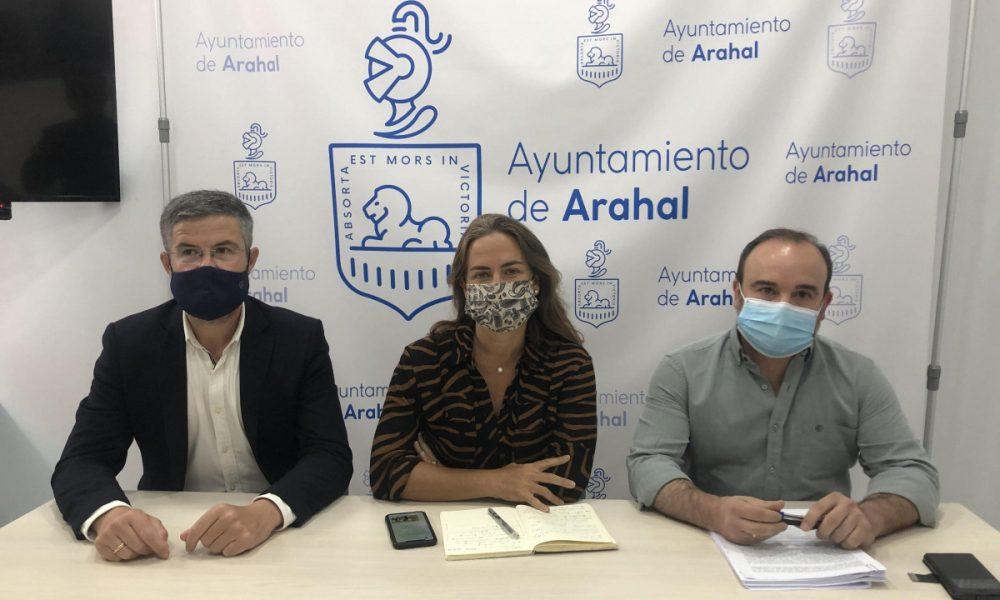 El PP pide al Ayuntamiento de Arahal que rechace que el Gobierno administre su dinero