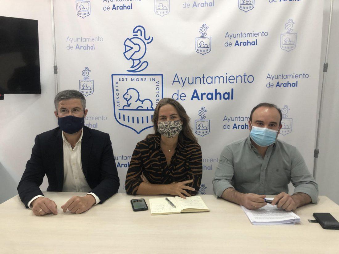 AionSur unnamed-min El PP pide al Ayuntamiento de Arahal que rechace que el Gobierno administre su dinero Arahal