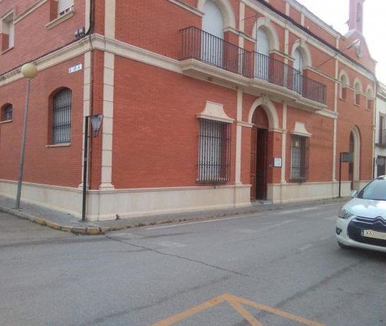 AionSur 01187613-560x474 Una residencia de Morón de la Frontera, en riesgo por el alto número de contagios de COVID-19 Morón de la Frontera destacado