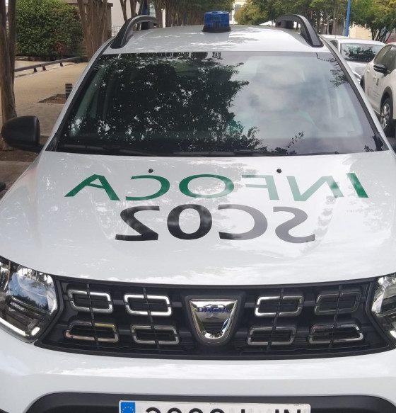 AionSur 200926_Vehiculos-Infoca-2-min-560x583 La Junta adquiere 18 vehículos prioritarios de transporte personal para el Infoca Andalucía destacado