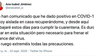 AionSur Alcala-alcaldesa-400x240 La alcaldesa de Alcalá de Guadaíra da positivo en COVID Coronavirus destacado