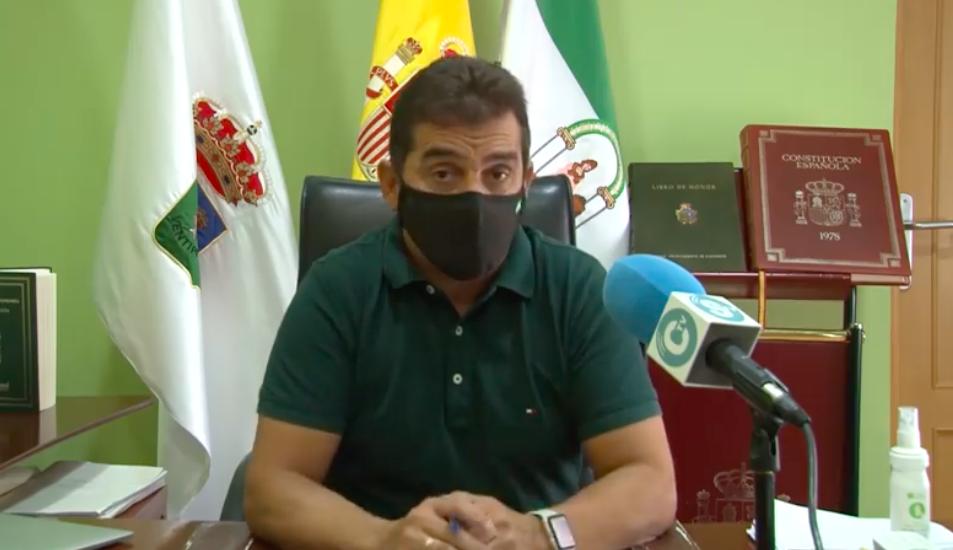 AionSur Basilio-alcalde-casariche El alcalde de Casariche da positivo en coronavirus Coronavirus