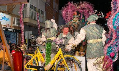 AionSur Cabalgata-2019-min-400x240 Los Reyes Magos llegarán a La Algaba montados a caballo Aljarafe