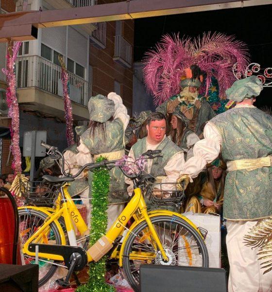 AionSur Cabalgata-2019-min-560x600 Los Reyes Magos llegarán a La Algaba montados a caballo Aljarafe