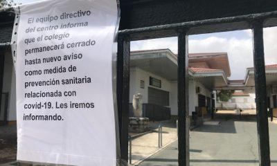 AionSur Cole-Gerena-2-400x240 Salud autoriza al colegio Fernando Feliú de Gerena a que abra algunas de sus clases Coronavirus destacado