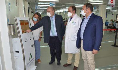 AionSur DSC_1307-min-400x240 Ocho millones en infraestructuras para reforzar la seguridad de los pacientes del Macarena frente al COVID-19 Hospitales