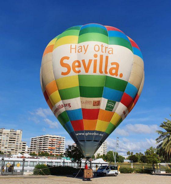 AionSur Globo-Hay-otra-Sevilla-560x600 Prodetur celebra el Día del Turismo apoyando al sector para salir de la crisis Prodetur