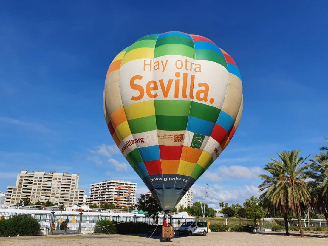 AionSur Globo-Hay-otra-Sevilla Prodetur celebra el Día del Turismo apoyando al sector para salir de la crisis Prodetur