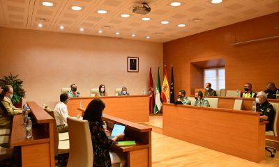 AionSur JUNTA-LOCAL-SEGURIDAD-OSUNA-min-400x240 Osuna es uno de los municipios más seguro de Andalucía, según la Subdelegación del Gobierno Osuna destacado