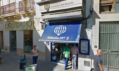 AionSur Lebrija-loteria-400x240 Un vecino de Lebrija despierta con seis millones de euros en el bolsillo Sociedad