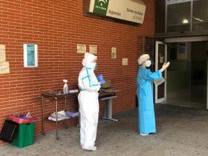 AionSur PCR-Arahal-300x225 Cerrados todos los locales de reuniones de jóvenes en Arahal por el aumento de casos de COVID Coronavirus