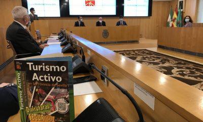 AionSur Turismo-dipu-400x240 'Turismo activo, Turismo seguro', el alegato de Prodetur para disfrutar de la naturaleza de la provincia de Sevilla Prodetur