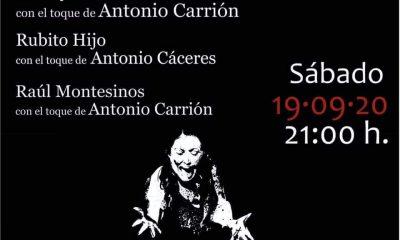 """AionSur a733f535-b3be-4ccf-97ee-4b052454a2c8-min-400x240 Flamenco en directo en La Puebla, vía streaming en las """"Noches flamencas del Corbones"""" La Puebla de Cazalla destacado"""