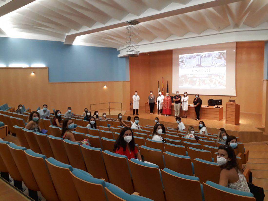 AionSur acogida-nuevos-resis-VALME-min-1 Nueva promoción de residentes para la formación especializada Salud