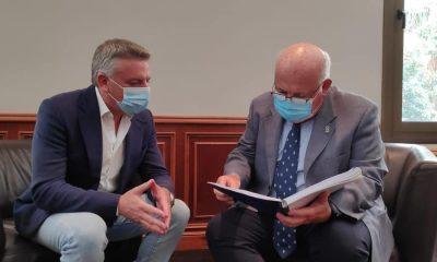 AionSur alcalde-herrera-400x240 El alcalde de Herrera coordina con el consejero de Salud varias gestiones para el pueblo Herrera