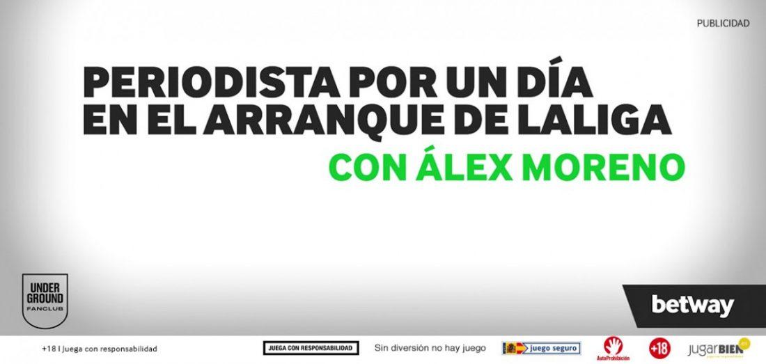AionSur alex-moreno-min Álex Moreno protagonista del Real Betis en periodistas por un día Fútbol