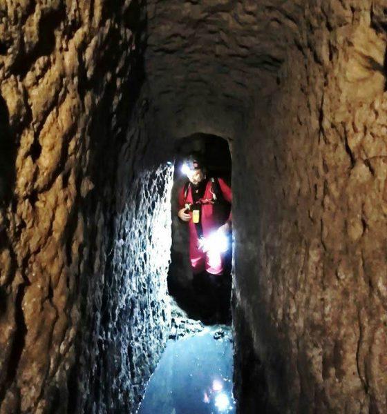 AionSur carmona-galeria-romana-560x600 Descubren una nueva galería romana en el subsuelo de Carmona Carmona