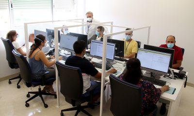 AionSur covid-telefono-400x240 La Junta activa dos salas de control para mejorar el rastreo de contagios de COVID Coronavirus