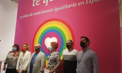 AionSur expo-gay-boda-400x240 Una exposición recorre en Sevilla 15 años de matrimonio sin barreras Cultura