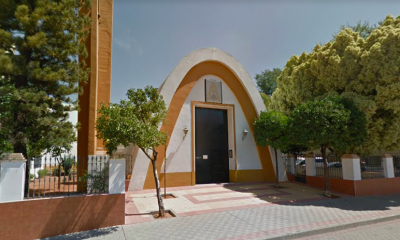AionSur iglesia-dos-hermanas-400x240 Cierra una iglesia de Dos Hermanas por el positivo de su sacerdote Coronavirus