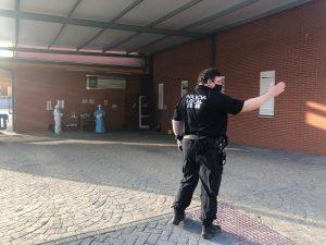 AionSur policia-pcr-300x225 Cerrados todos los locales de reuniones de jóvenes en Arahal por el aumento de casos de COVID Coronavirus