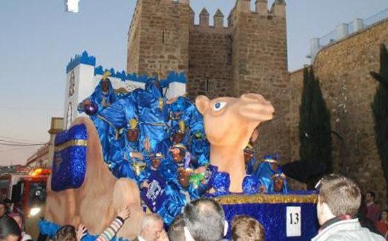AionSur reyes-marchena-560x349 Suspendida la cabalgata de Reyes Magos de Marchena Marchena